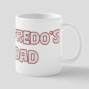 Alfredos dad Mug