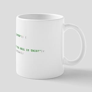 Java Coffee While Loop Mug Mugs