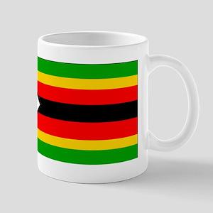 Zimbabwe Flag Mugs