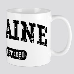 Maine Est 1820 Large Mugs