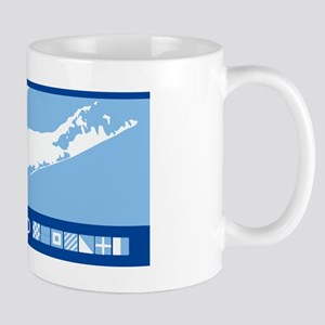 Fire Island - Long Island. Mug Mugs