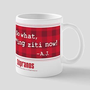 The Sopranos Like Any Other Family Mug