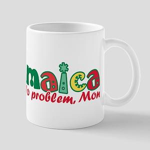 Jamaica No Problem 11 oz Ceramic Mug