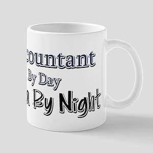 Accountant by Day Ninja by Night Mug
