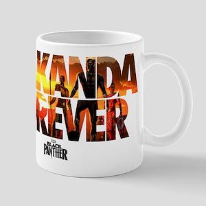 Black Panther Wakanda Forever 11 oz Ceramic Mug
