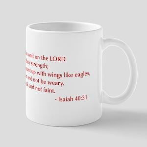 Isaiah-40-31-opt-burg Mug