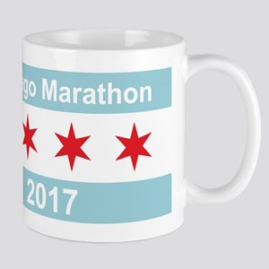 2017 Chicago Marathon Mug