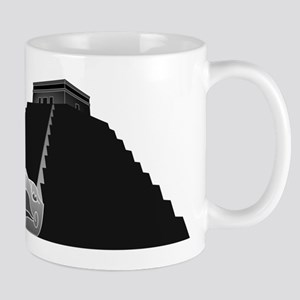 El Castillo Mugs