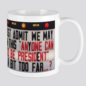 Anyone can Mugs