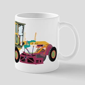 Technicolor Cat Mug