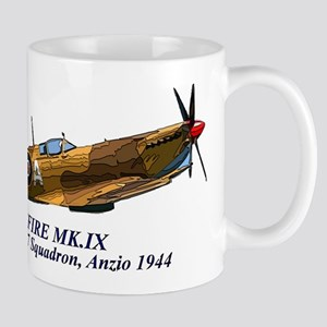 Spitfire Mk.IX RCAF Mug