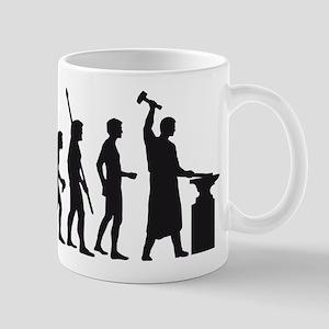 evolution blacksmith Mug