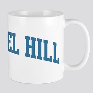 Chapel Hill (blue) Mug