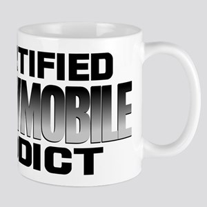 Certified Snowmobile Addict Mug