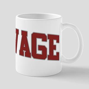 SAVAGE Design Mug