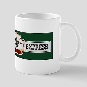 Pony Express Mugs