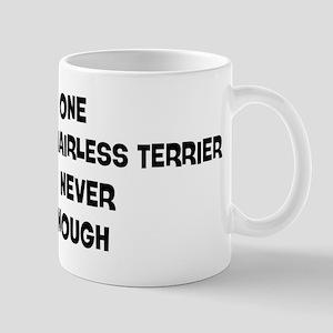 One American Hairless Terrier Mug