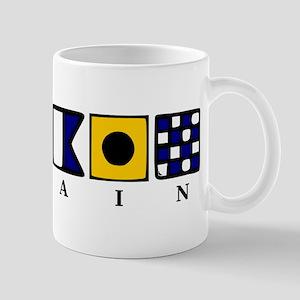 Nautical Spain Mug
