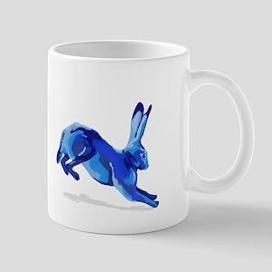 2 Blue Hare Mug
