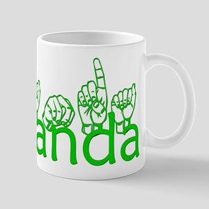 Amanda-grn Mug