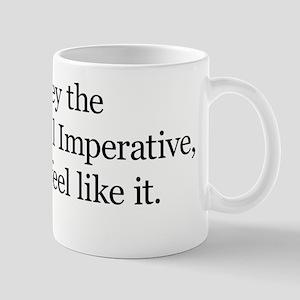 Conditionalized C.I. Mugs