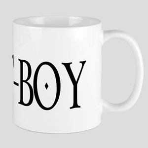 Boot Boy Mug