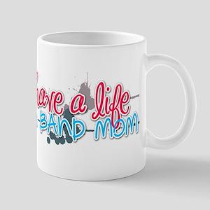 I use to have a life... Mug