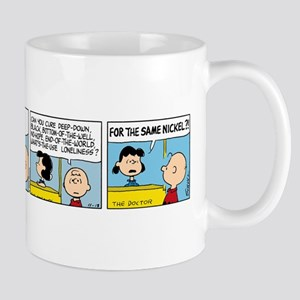 Nickel for a Cure Mug