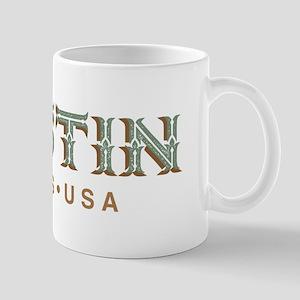 Retro Austin Mugs