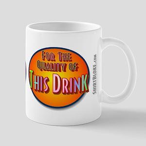 Standard Size 11oz Visitors Coffee Mug
