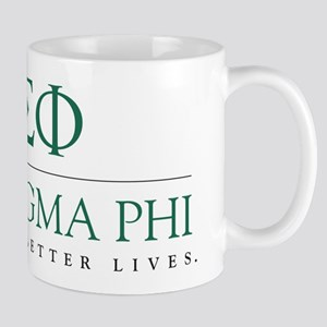 Delta Sigma Phi Letters Mug