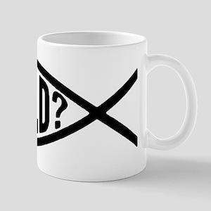 WWJD Mug