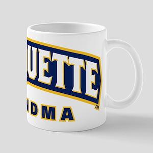 Marquette Golden Eagles Grandma 11 oz Ceramic Mug