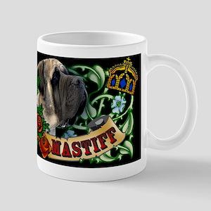 Tattoo Mastiff Mug