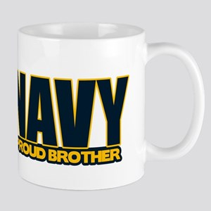 Navy Brother Mug