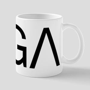 """""""MGA"""" Mug"""