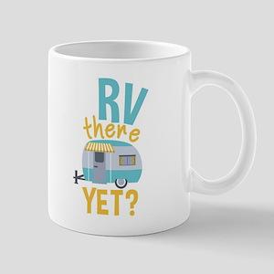 Rv There Yet? And Heart Mug Mugs