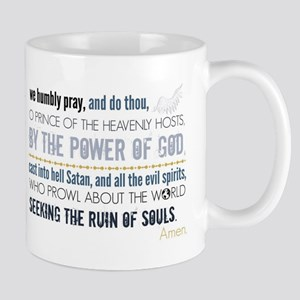 St. Michael Prayer Mugs