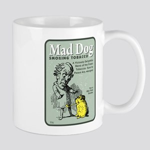 Mad Dog Tobacco Mug