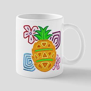 Pineapple Mugs