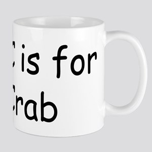 C is for Crab Mug