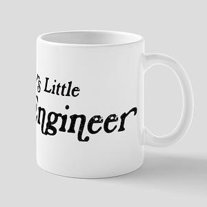 Mommys Little Marine Engineer Mug