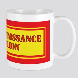 1st Reconnaissance Battalion Mug