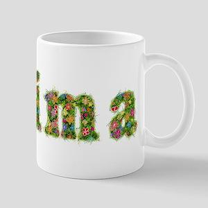 Fatima Floral Mug