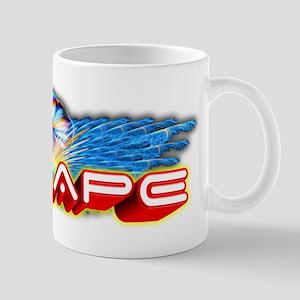 ESCAPElogo Mugs