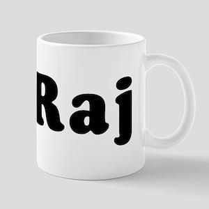 I Heart Raj Mug