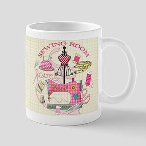 Sewing Mug Mugs