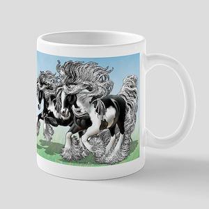 Gypsy Vanner Mug