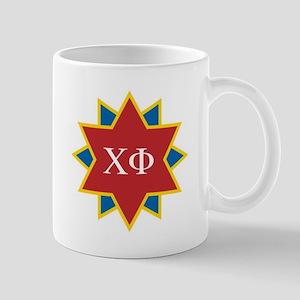 Chi Phi Fraternity Crest Mugs