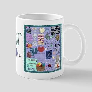 Knitters Mug Mugs